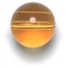 Semi-Precious 10mm Round Reconstructed Topaz